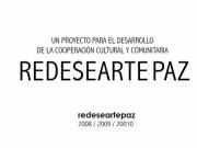 Redesearte Paz - libro